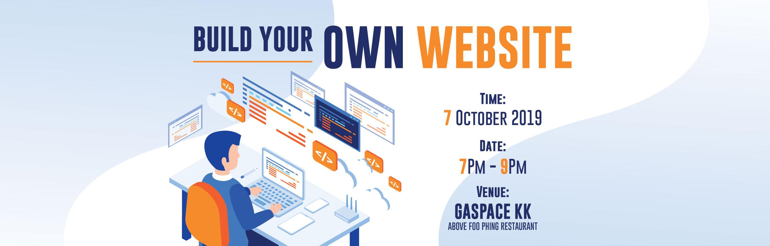 Build Your Own Website