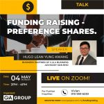 Funding Raising – Preference Shares