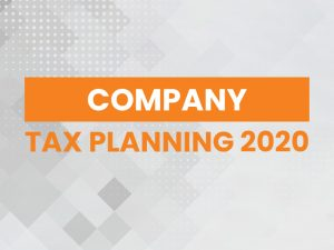 Company Tax Planning 2020