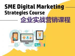 SME Digital Marketing – Strategies Course