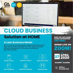 Cloud Business Solution At Home A Lean Business Model