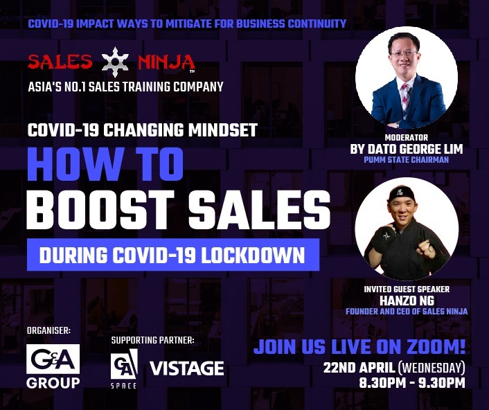HOW TO BOOST SALES During Covid-19 Lockdown