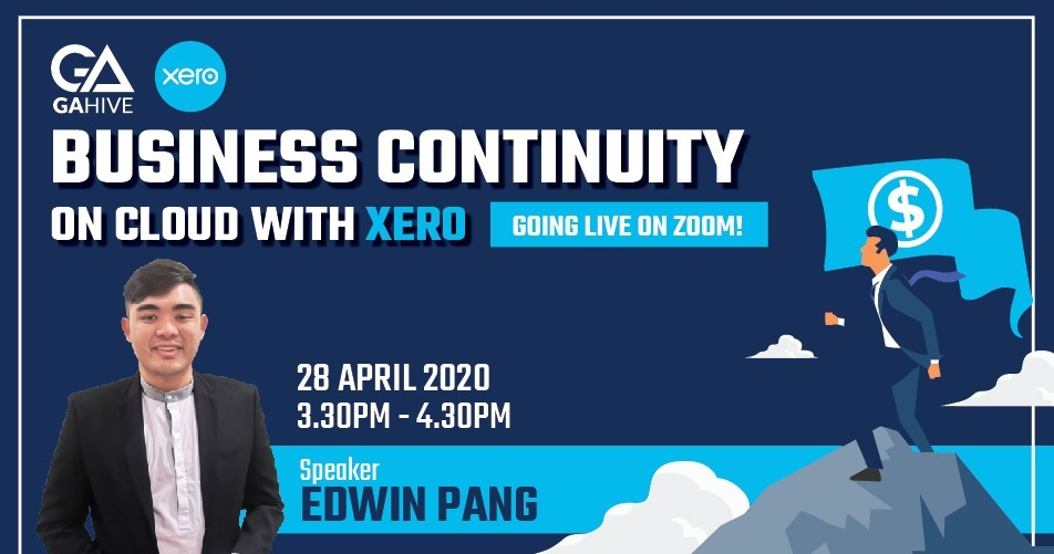 Business Continuity on Cloud with XERO