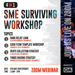 4 IN 1 –  SME Surviving Workshop